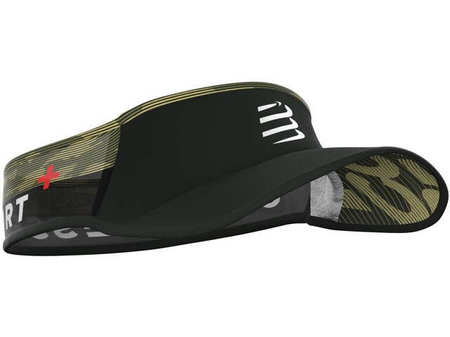 Compressport Ultralight Zonneklep, black/camo
